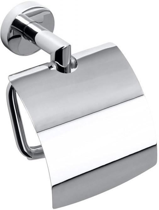 Держатель туалетной бумаги Bemeta Omega 104212012 держатель туалетной бумаги bemeta с крышкой 150x90x150мм 104212012
