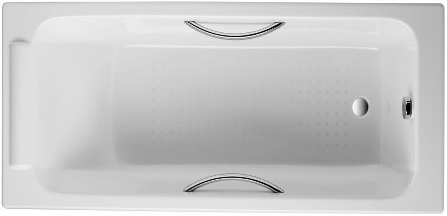 все цены на Чугунная ванна170 x70 Jacob Delafon Parallel E2948-00 онлайн