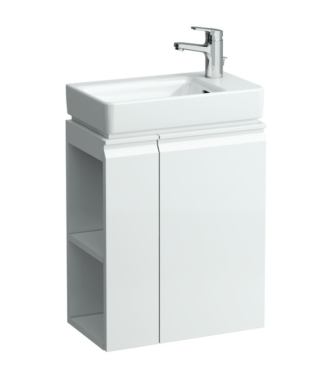 цены на Тумба белый матовый 47 см Laufen Pro New 4830020954631 в интернет-магазинах