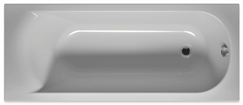 Акриловая ванна 160х70 см Riho Miami BB6000500000000 холс леденцы арбуз 33 5г 12шт