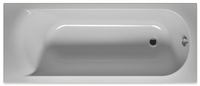 Фото - Акриловая ванна 170х70 см Riho Miami BB6200500000000 акриловая ванна riho miami 170x70 без гидромассажа bb6200500000000