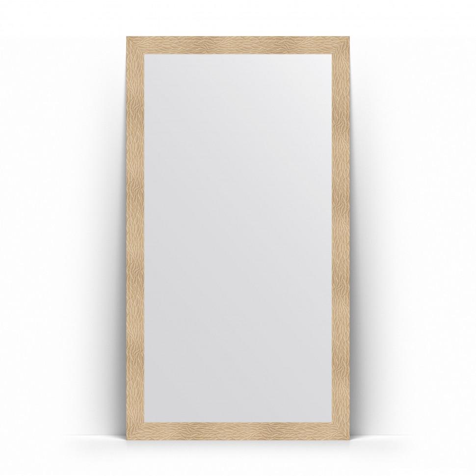 Зеркало напольное 111х201 см золотые дюны Evoform Definite Floor BY 6019 зеркало evoform definite floor 201х111 золотые дюны