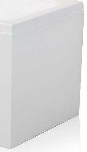 Торцевая панель 55,5 см Excellent Ava Comfort OBEX.AVB15WH цена