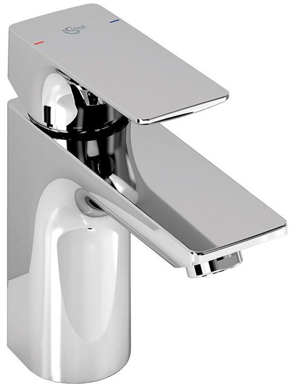 Смеситель для раковины с донным клапаном Ideal Standard Strada A5897AA смеситель для раковины с донным клапаном ideal standard vito b0405aa