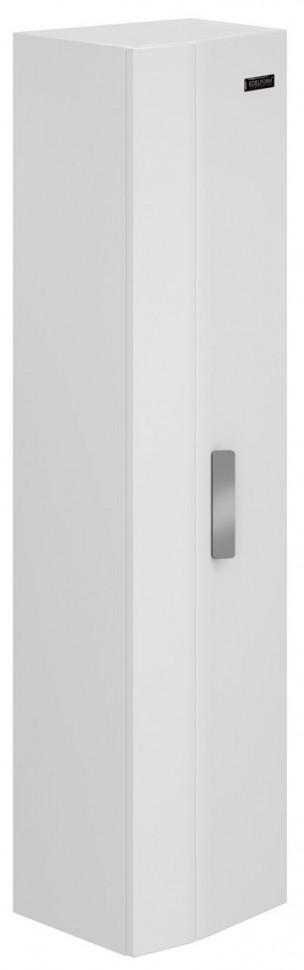 цена на Пенал подвесной белый глянец Edelform Forte 3-724-00