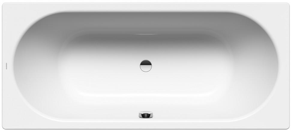 Стальная ванна 170х75 см Kaldewei Classic Duo 107 Standard фото
