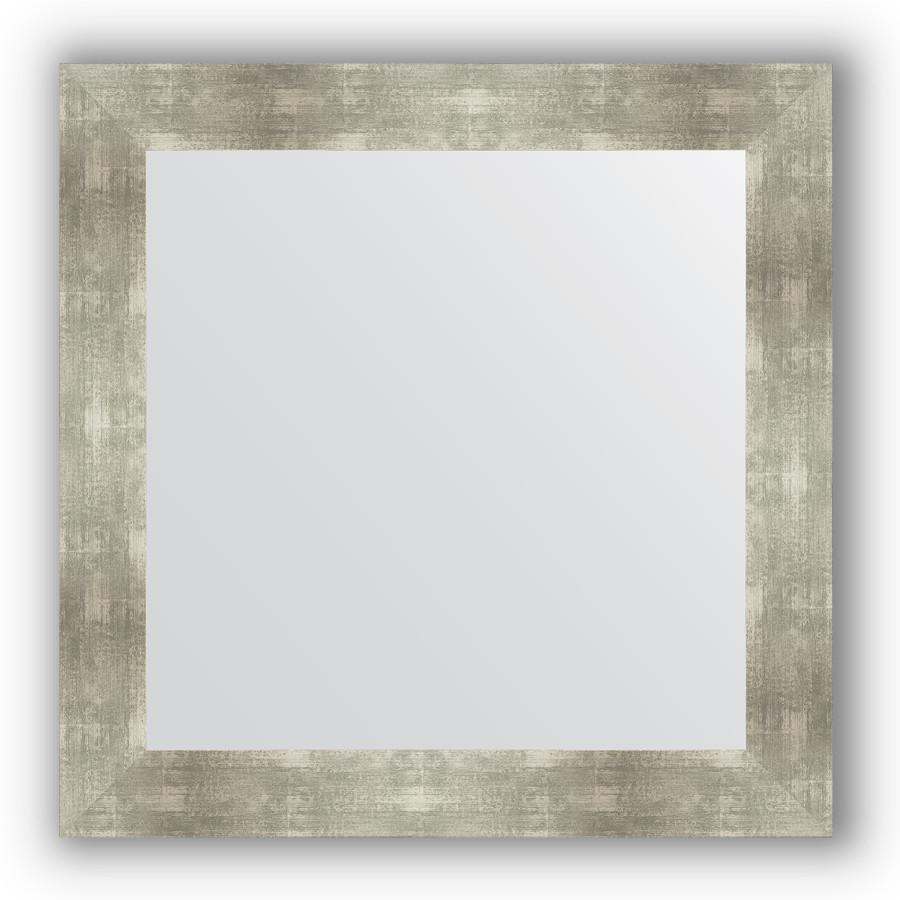 Зеркало 80х80 см алюминий Evoform Definite BY 3250 зеркало evoform definite 74х54 алюминий