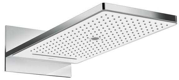Верхний душ Hansgrohe Rainmaker Select 580 3jet 24001400 верхний душ hansgrohe rainmaker select 24001600