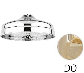 Верхний душ, диаметр 300 мм золото 24 карат Cezares CZR-SP7-30-03/24 верхний душ золото 24 карата cezares legend czr tdd1 03 24