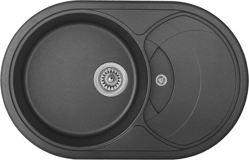 Кухонная мойка оникс Longran Eclipse ELG780.500 - 10 цена