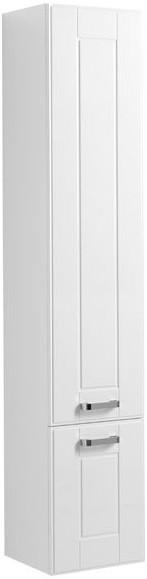 Пенал подвесной правый белый Aquanet Рондо 00189160 цена