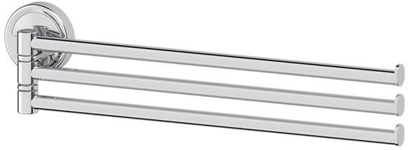 Полотенцедержатель 37,3 см FBS Ellea ELL 045 мыльница fbs ellea ell 010