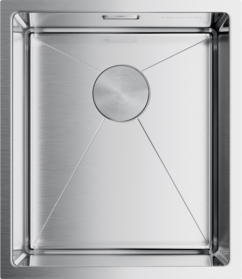 Кухонная мойка нержавеющая сталь Omoikiri Taki 38-U/IF-IN кухонная мойка omoikiri taki 38 u if in нержавеющая сталь 4973043