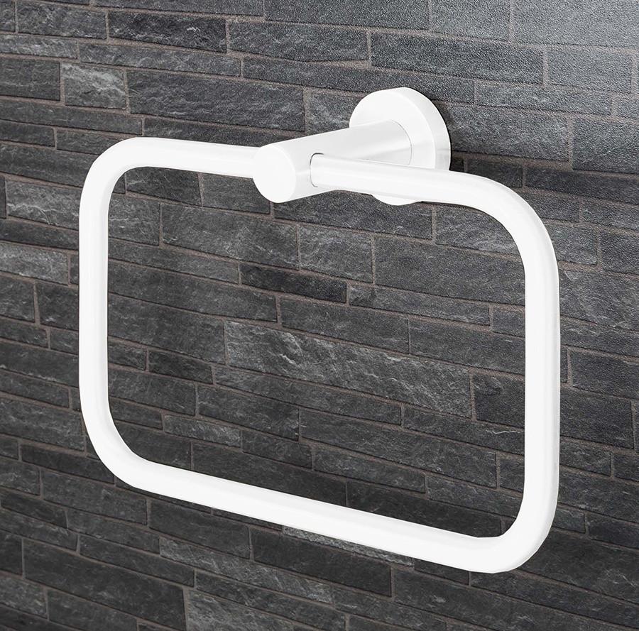 Фото - Кольцо для полотенец Colombo Design Plus W4931.BM стакан colombo design plus w4902 bm