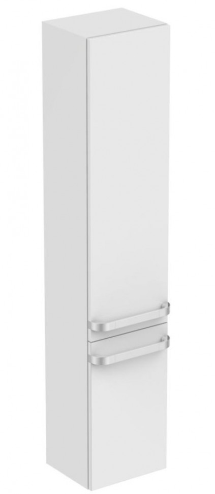 Подвесная колонна правосторонняя белый глянец Ideal Standard Tonic II R4315WG цена и фото