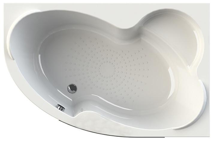 Акриловая ванна правая 169х110 см Vannesa Ирма 2-01-0-2-1-217
