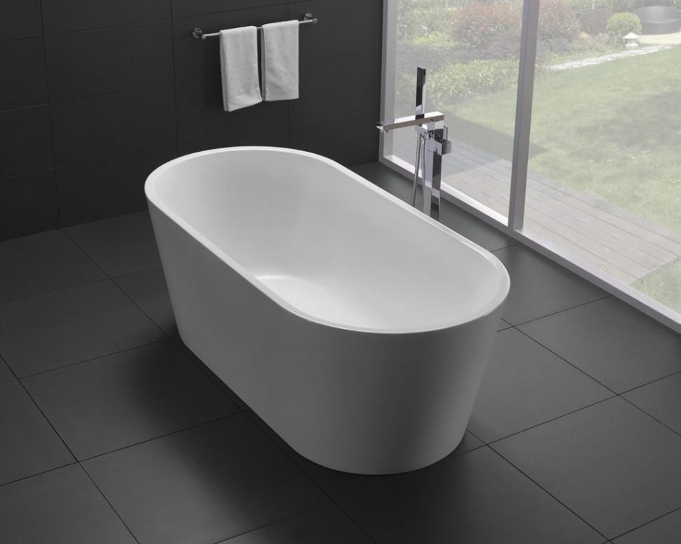 Акриловая ванна 150х75 см BelBagno BB71-1500 акриловая ванна belbagno bb26