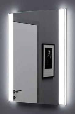 Зеркало с подсветкой 100х85 см Aquanet Форли 00196661
