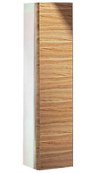 Пенал правосторонний с корзиной белый/олива KEUCO Edition 300 30311389102 фото