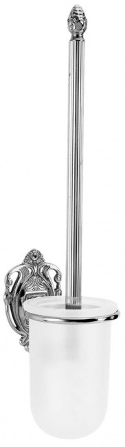 Ершик для унитаза хром Art&Max Impero AM-1700-Cr