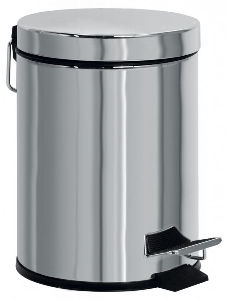 Ведро хром, металл Cezares Olimp OLIMP-BSC-01 аксессуары для пылесоса sanyo bsc wd80 bsc wd90 bsc wd95