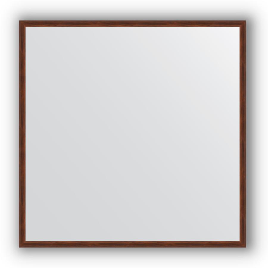 Зеркало 68х68 см орех Evoform Definite BY 0654 зеркало 66х66 см орех evoform definite by 0784