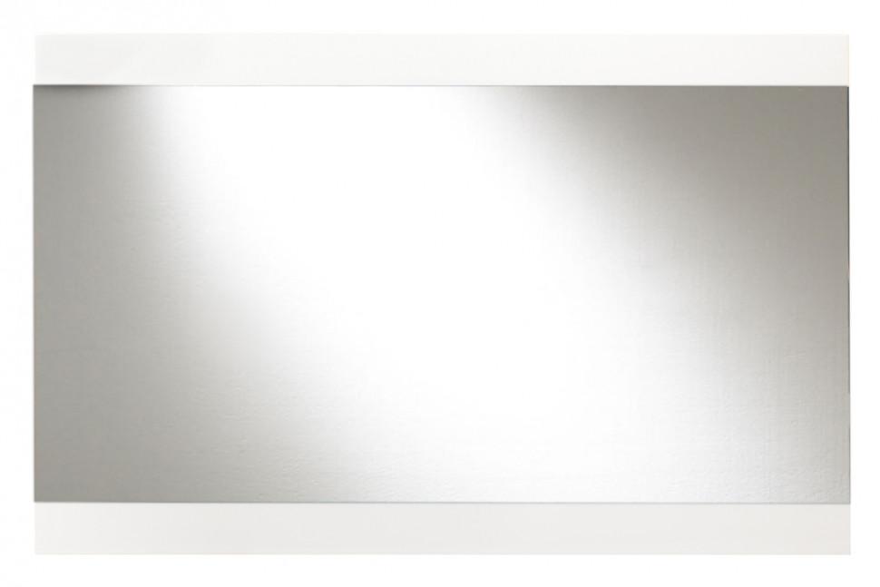 Зеркало 110х80 см белый глянец El Fante Даллас CC-00000437 фото