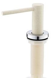 Дозатор для жидкого мыла 500 мл ваниль Franke Neptune 119.0328.333 franke neptune оникс