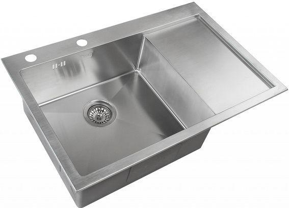 Кухонная мойка Zorg Inox RX RX-7851-L zorg inox rx rx 5951