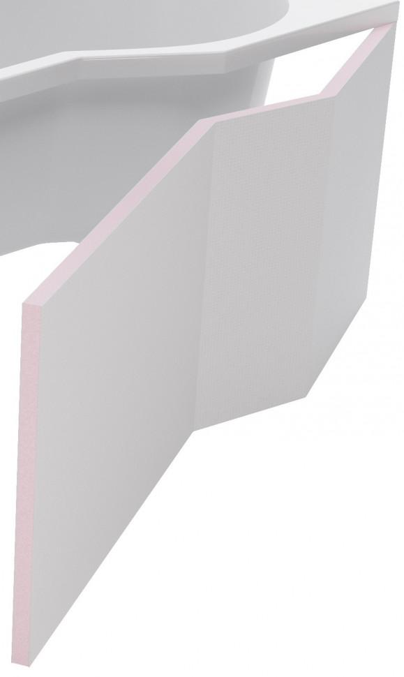 Панель фронтальная 160 см R Excellent Be Spot OBEX.BSP16.WH раковина excellent be spot 60