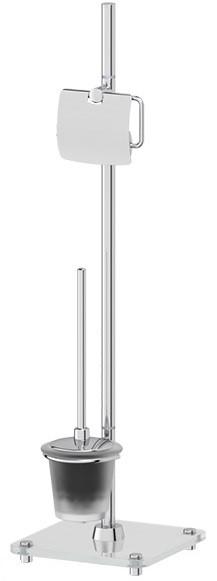 Комплект для туалета FBS Universal UNI 309 стойка д туалета fbs universal многофункциональная хром
