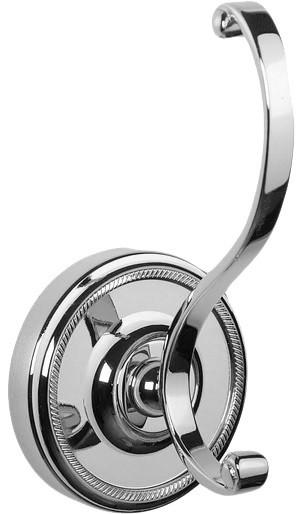 Крючок хром Tiffany World Bristol TWBR016cr цена в Москве и Питере