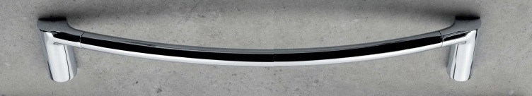 Полотенцедержатель 48 см Colombo Design Luna B0109