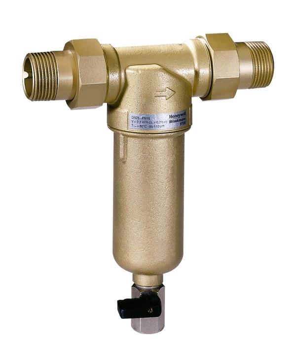 Фильтр для горячей воды Honeywell FF 06-1/2 AAM фильтр honeywell ff06 1aam для горячей воды