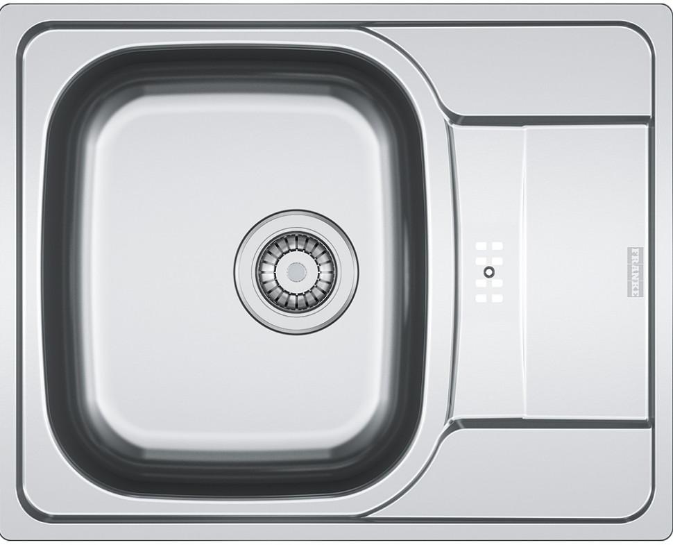 Кухонная мойка Franke Polar PXL 614-60 декоративная сталь 101.0192.909 цена