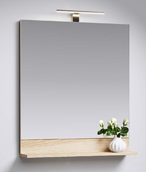 Зеркало 60х79,8 см дуб сонома Aqwella Foster FOS0206DS meridiani кресло foster