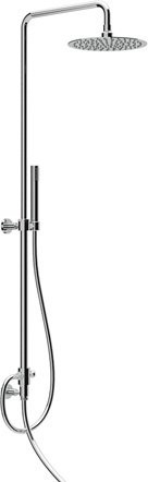 Душевая стойка Cezares Stella STELLA-CAE-01-Cr душевая шторка на ванну cezares eco eco o v 11 120 140 p cr r