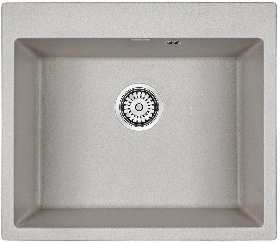 Кухонная мойка Paulmark Kante серый PM106052-GR