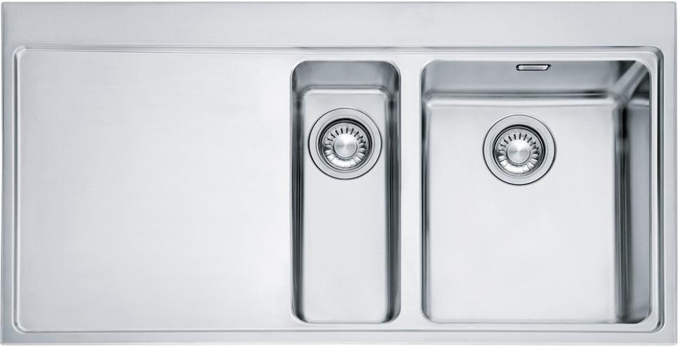 Кухонная мойка Franke Mythos MMX 251 полированная сталь 127.0293.500