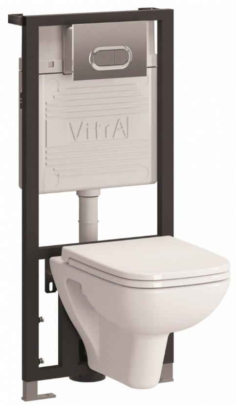 Комплект Vitra S20 9004B003-7204 унитаз vitra s20 9800b003 7204