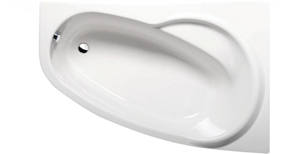 Фото - Акриловая ванна 180х100 см R Alpen Naos 47111 акриловая ванна alpen naos 180x100 r правая комплект