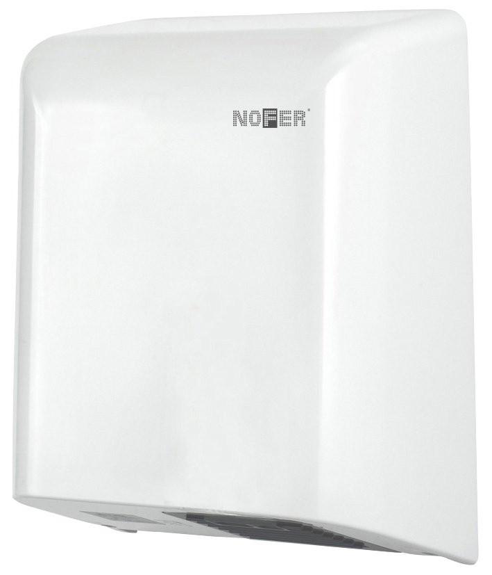 Сушилка для рук белый Nofer Bigflow 01451.W автоматическая сушилка для рук nofer kai 1500 w глянцевая 01251 b