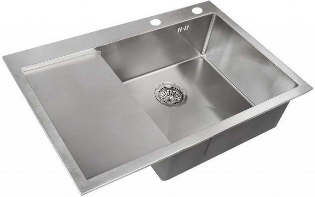 Кухонная мойка Zorg Inox RX-7851-R