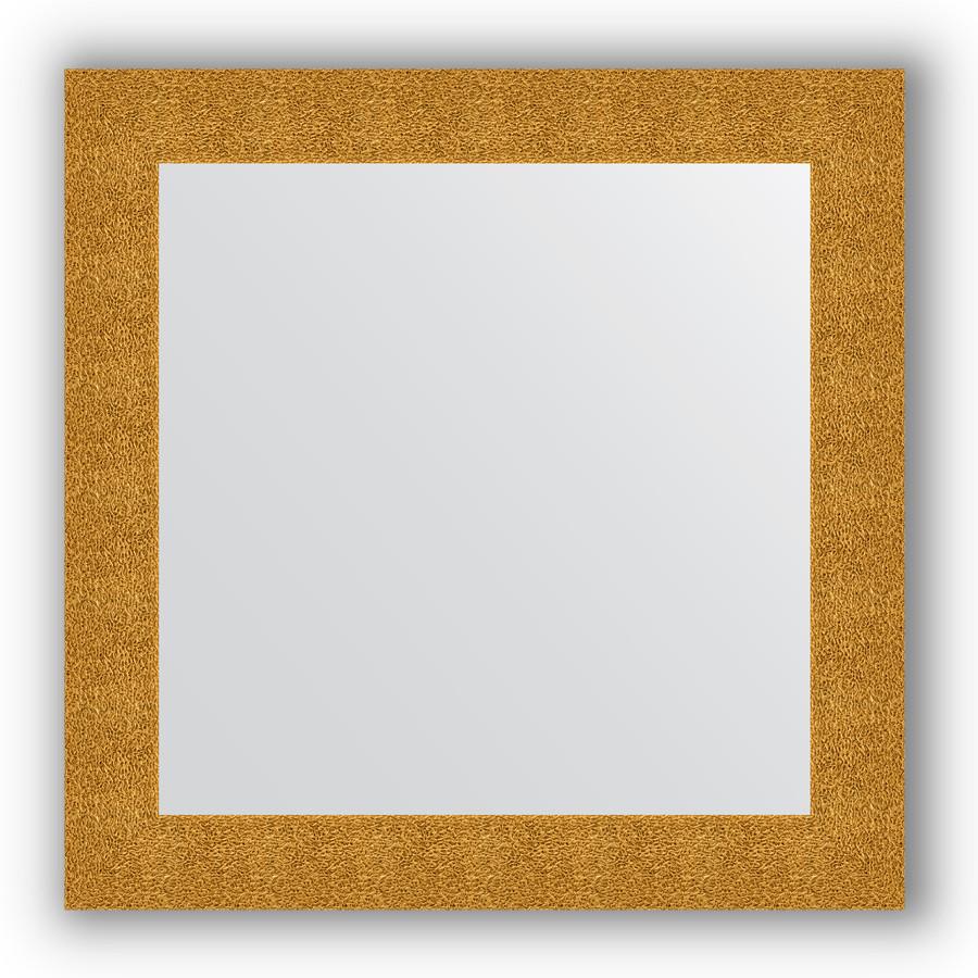 Зеркало 80х80 см чеканка золотая Evoform Definite BY 3246