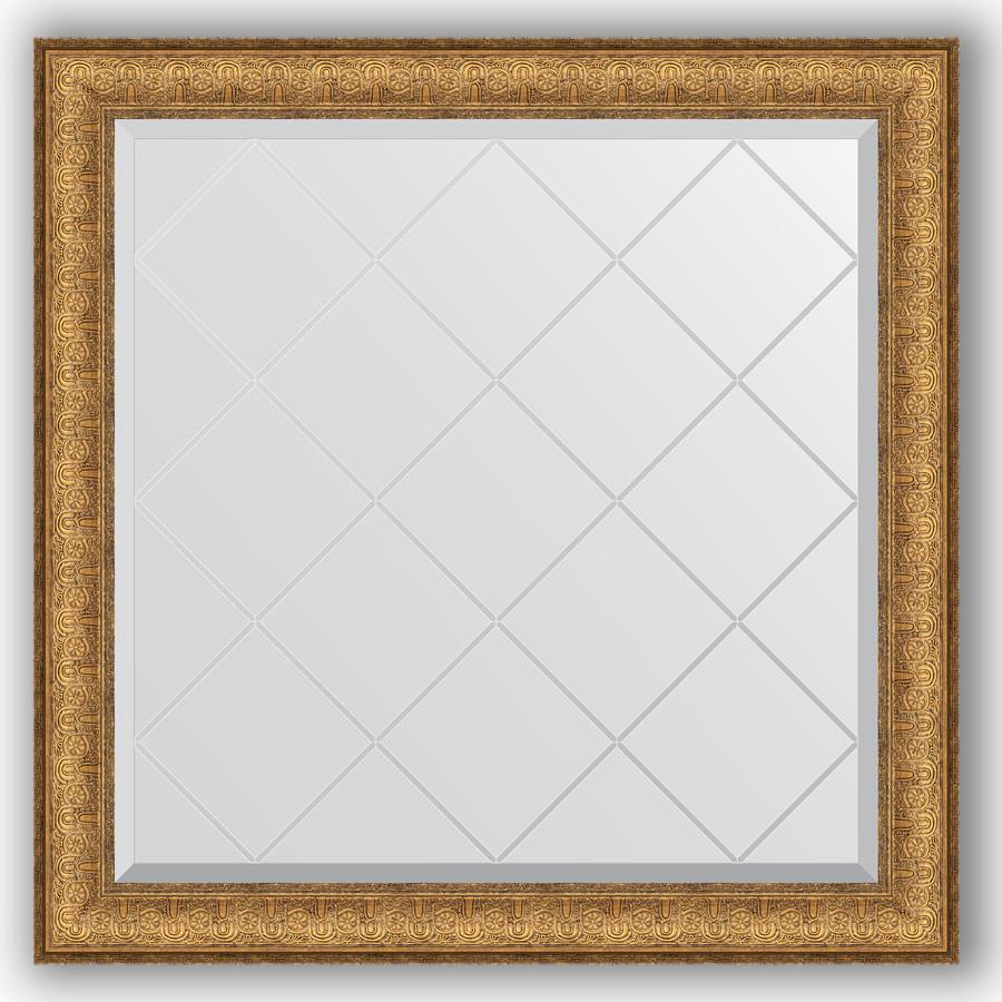 Зеркало 84х84 см медный эльдорадо Evoform Exclusive-G BY 4309