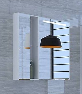 Зеркальный шкаф Марко 80 Акватон 1A181102MO010 цена и фото