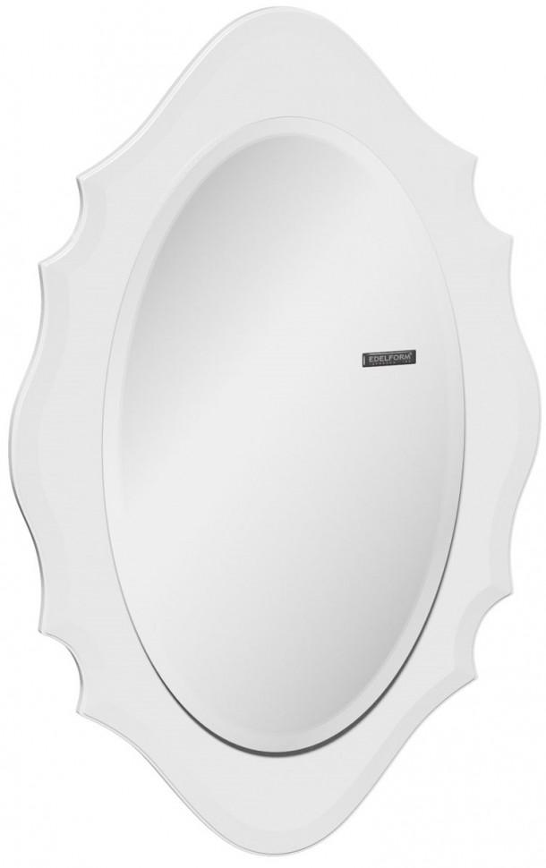 Зеркало 70х106,5 см белый глянец Edelform Mero 2-659-00-S фото