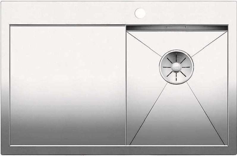 Кухонная мойка Blanco Zerox 4 S-IF/A InFino зеркальная полированная сталь 521621 if on a winter s night a traveller