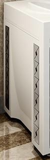Торцевая панель левая 70 см Vannesa Сильвия 2-31-0-1-0-205