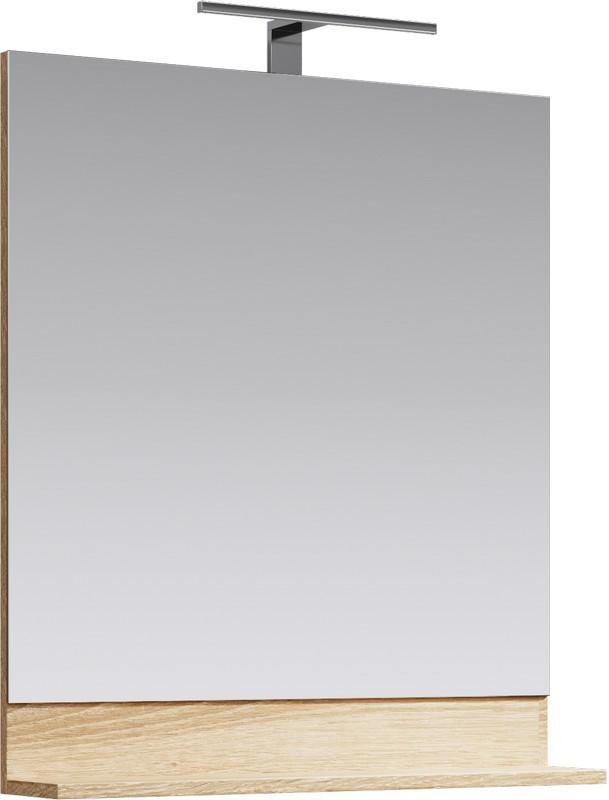 Зеркало 70х79,8 см дуб сонома Aqwella Foster FOS0207DS недорого